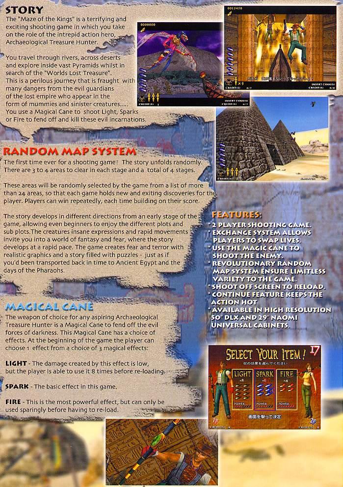 magic pyramide mummy