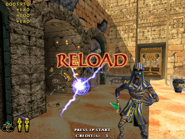 GameTronik - Maze of the Kings, The (DEMUL)