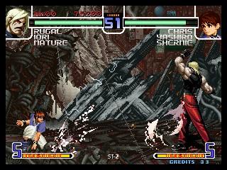 La Neo Geo Kof2002-5b