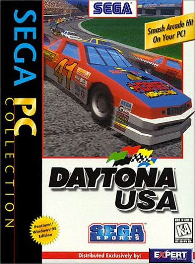 [LOOSE TEST] Daytona USA