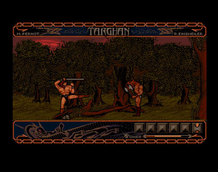 Targhan (Amiga)