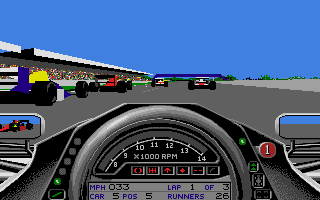 Formula One Grand Prix (Atari ST)