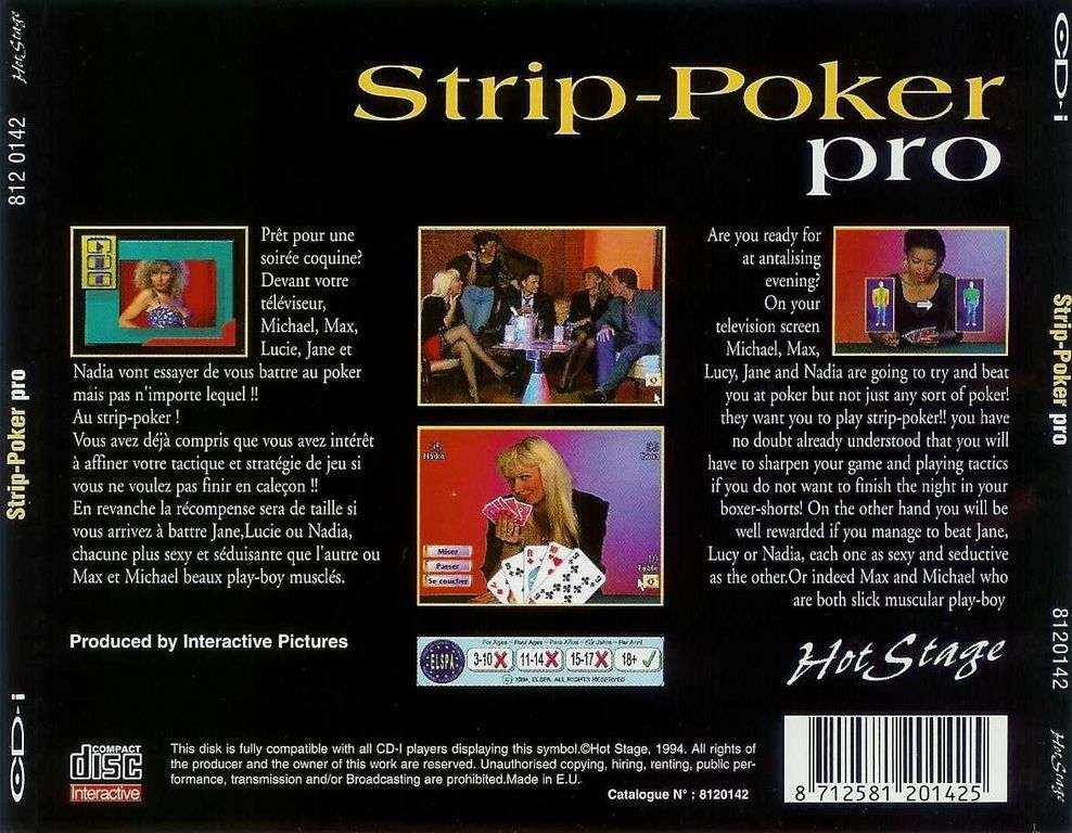 Quite good Strip poker abandonware can consult