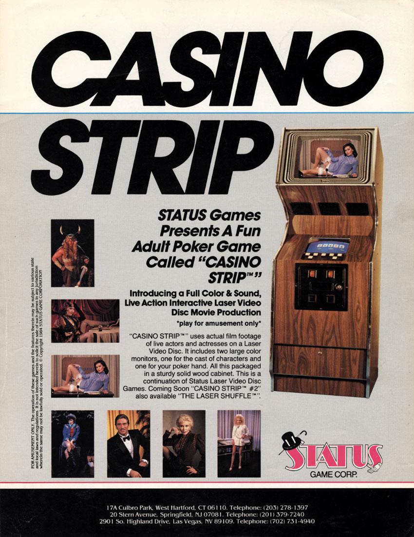 Mame casino strip xi cool rom