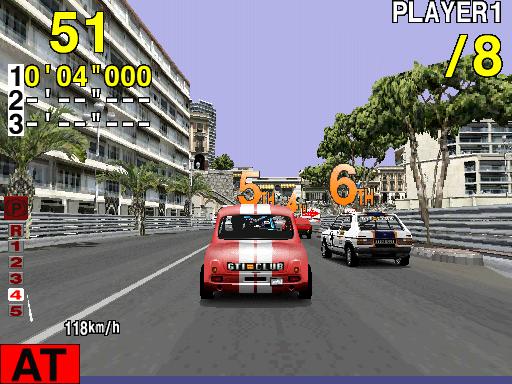 Borne Crazy Taxi upright GTI%20Club