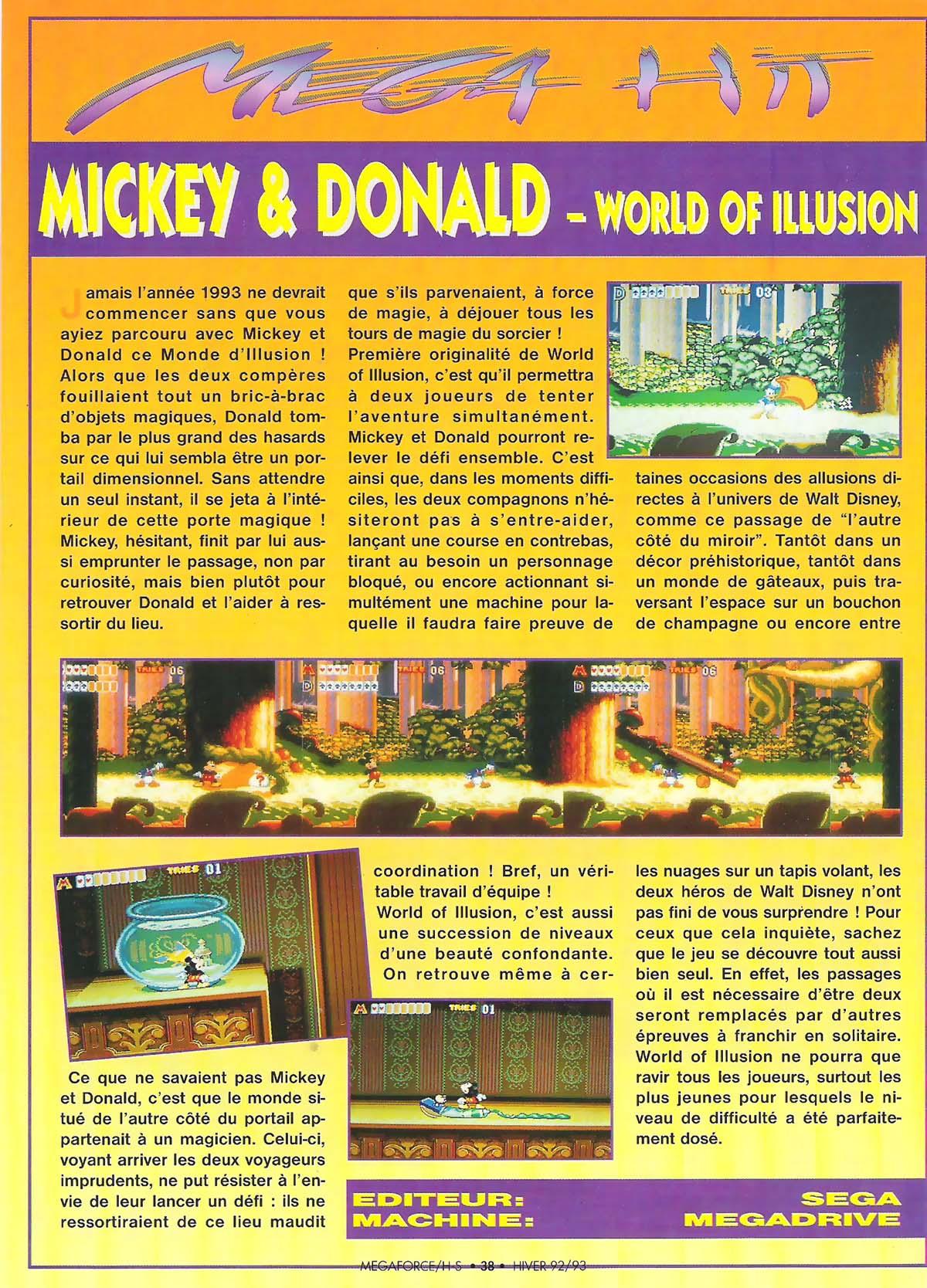 Scans - Mickey et plutot ...