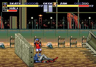 Final Fight vs Street of Rage Streets%20of%20Rage%203