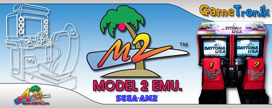 sega model 2 emulator retroarch