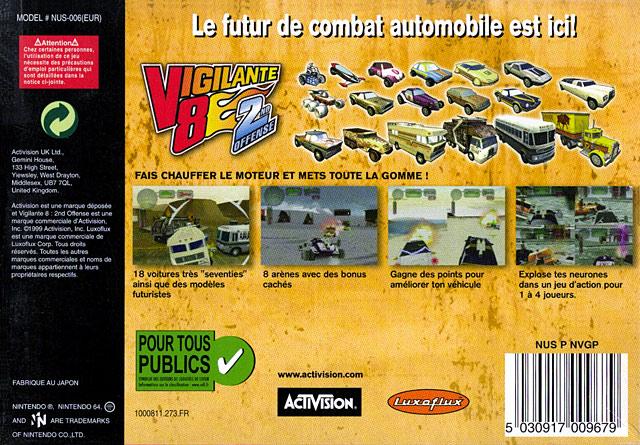Vigilante - Promo CD 2009