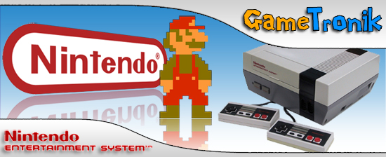 GameTronik - Nes - Famicom - Emulation, Roms