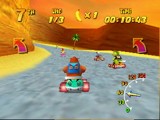 Diddy Kong Racing (Europe) (En,Fr,De) (Rev A) (No Intro - Nintendo 64)