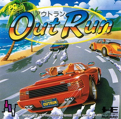 OutRun (PC Engine)