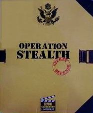 Manuels for Operation stealth